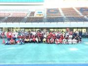 加古川で関西サッカーリーグ「Division1」ホーム戦 ファン感謝イベントも