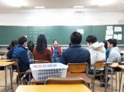 加古川の高校で「未来」の生き方考える学校行事 社会人が話すトークイベントも