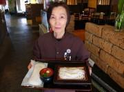 加古川のうどん店が米粉うどん販売へ 「モチモチ食感とのど越し試して」