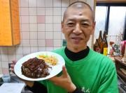 加古川の「かつめしもんぶ」が1年 「八重の味残したい」と店主