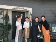 加古川のカフェでハンドメード雑貨「ブーケ マルシェ」 「ママ友」グループ主催