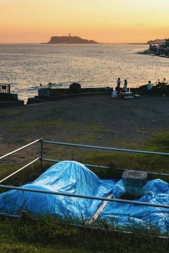台風被害受けた「西田幾多郎博士記念歌碑」 移設復活目指す鎌倉市のプロジェクト始動