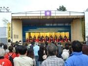 「金沢・浅の川園遊会」華やかに開幕-河岸で伝統芸能披露