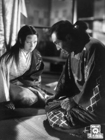 「雨月物語」(1953/大映/角川)