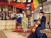 棟岳寺で「オランダ祭り」-オランダ元在住者が日本文化との違いを講演
