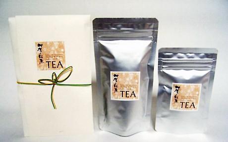 茶レンジの会が販売している「加賀の紅茶」
