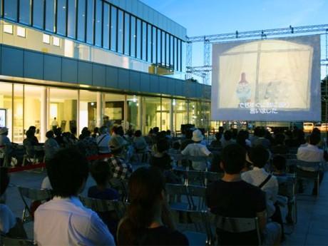 チェコのアニメ映画で観客を楽しませた昨年の上映会