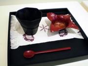 友禅と漆がコラボ-金沢で伝統工芸士2人が作品展
