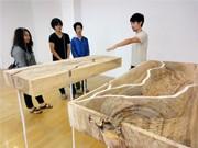 竪町で学生イベント続々-第1弾は金沢美大院生グループのアート展