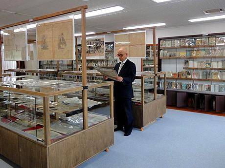 オープンした「日本おもしろ文化博物館」