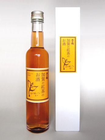「加賀鶴 加賀の紅茶のお酒」