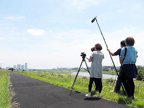 2010年8月に東京で開催されたワークショップ(C)映画工房カルフのように