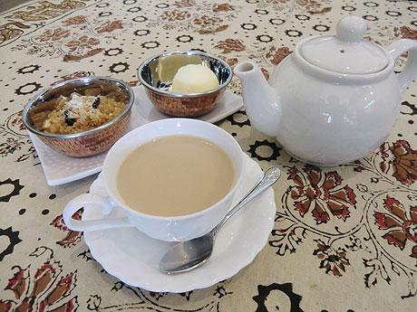 加賀の紅茶で作る「KAGA CHAI」