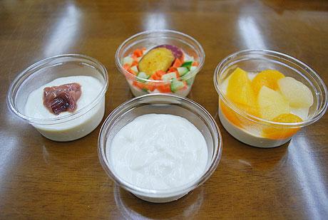 日本海藻食品研究所が技術開発した新感覚豆腐