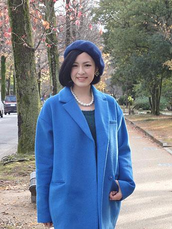 ミス・ユニバース石川代表に選ばれた遠山さん