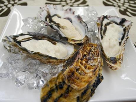 日本海藻食品研究所が技術開発した「カキもどき」