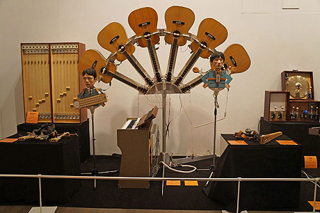 1996年明和電機「日本公演」ステージ