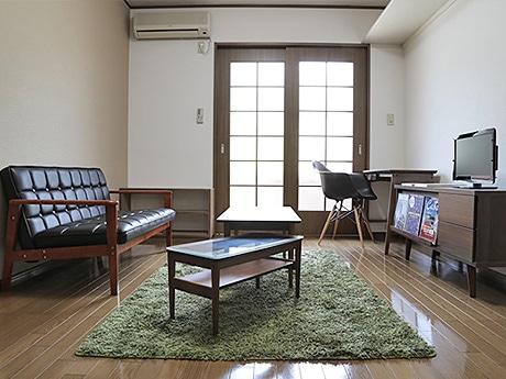 「住んでみっかキャンペーン」対象物件の部屋