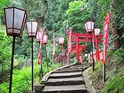 金沢・湯涌温泉でアニメ「花咲くいろは」のリアル宝探し-1年間開催