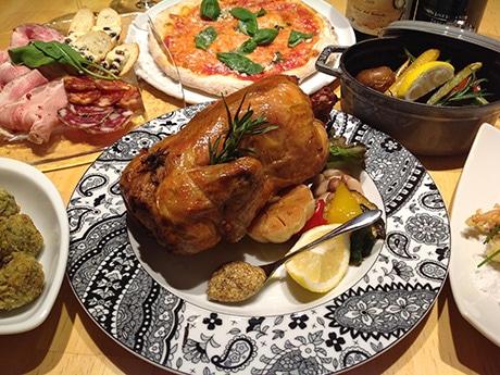 「Table NICO」で提供する料理