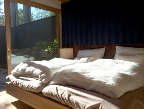 睡眠体験型ショールーム