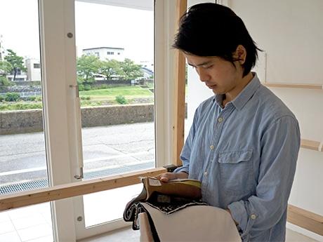 「セコリ荘 金沢」代表の下山さん