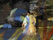 金沢で日本舞踊の舞台 古典の見せ場メドレー披露、オーケストラと映像の共演も