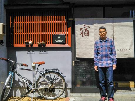 「金沢のローカル体験を観光客に伝えたい」というオーナーの浦崎さん