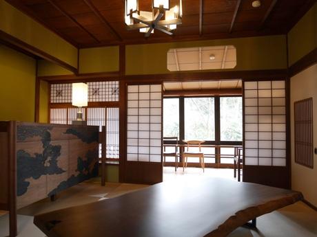 築80年以上の家屋を改装した「AREA Kanazawa」