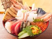 金沢・近江町市場に海鮮丼・すし・おでん新店 2階は団体予約・貸し切りも
