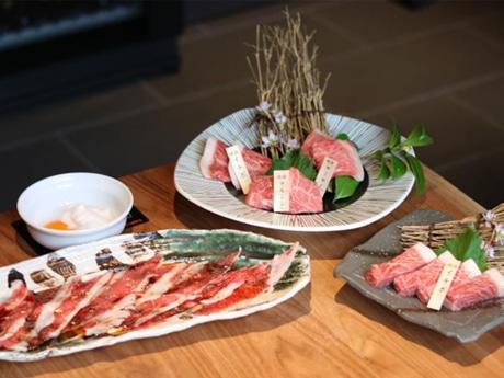 焼き肉店「肉匠jade金澤」の能登牛