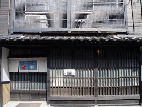 クッキングスタジオ「金澤さろん」の外観