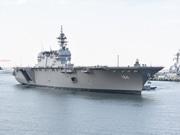 金沢港で「金沢ベイフェス」 護衛艦とクルーズ船を眺望しながら祭り楽しむ