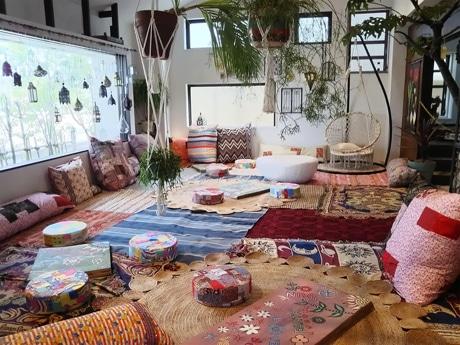 「ママとキッズのためのテーマパークカフェ」としてリニューアル