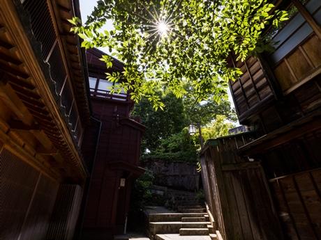 金沢市の文化的景観