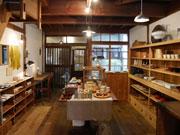 金沢・東山に生活道具店「歩らり」 能登の作家の器や道具、カフェスペースも