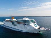 海の上のイタリア「コスタクルーズ」来年ツアー詳細発表 金沢発着ツアーも