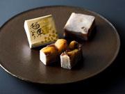 金沢の和菓子店「中田屋」が能登栗を使った秋限定のきんつば 和栗のモンブランも