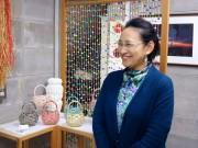 金沢の水引工房と鯖江の眼鏡メーカーが共同開発 水引眼鏡「OTO」全16種類発売