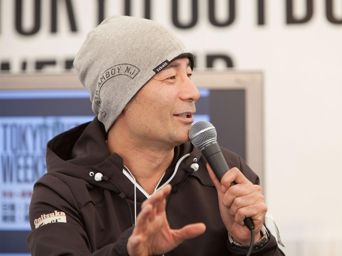 講師を務める須藤シンジさん