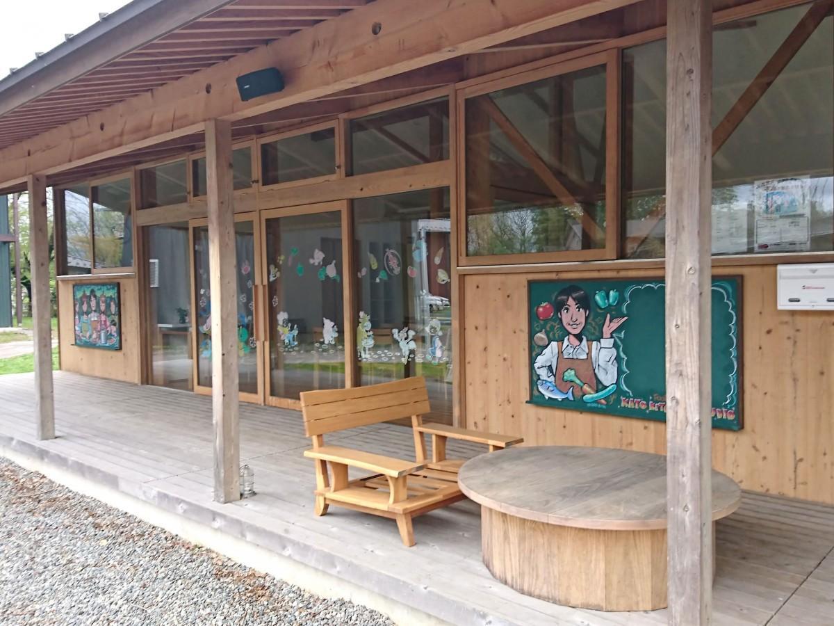 会場となるShare金沢内の「加藤キッチンスタジオ」