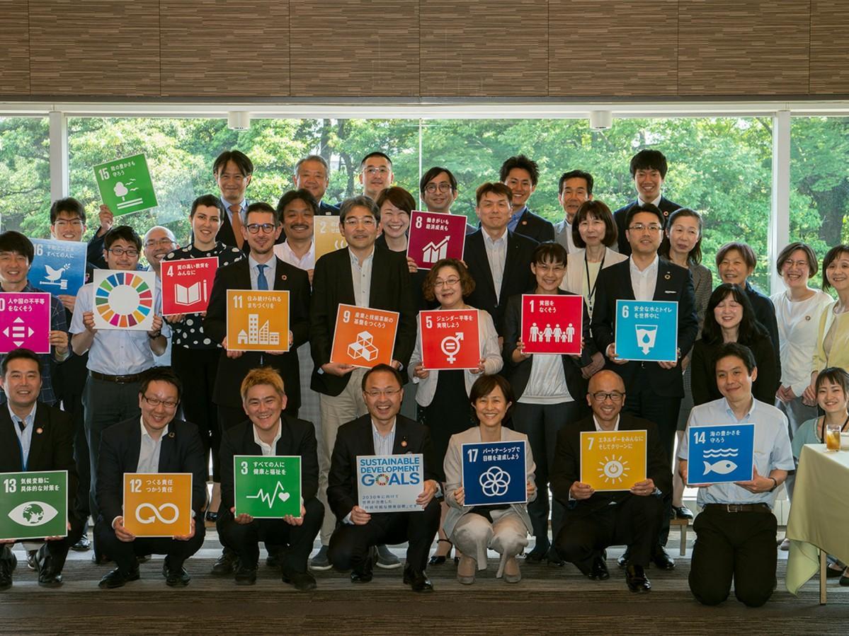 SDGsダイアローグキックオフミーティングの様子