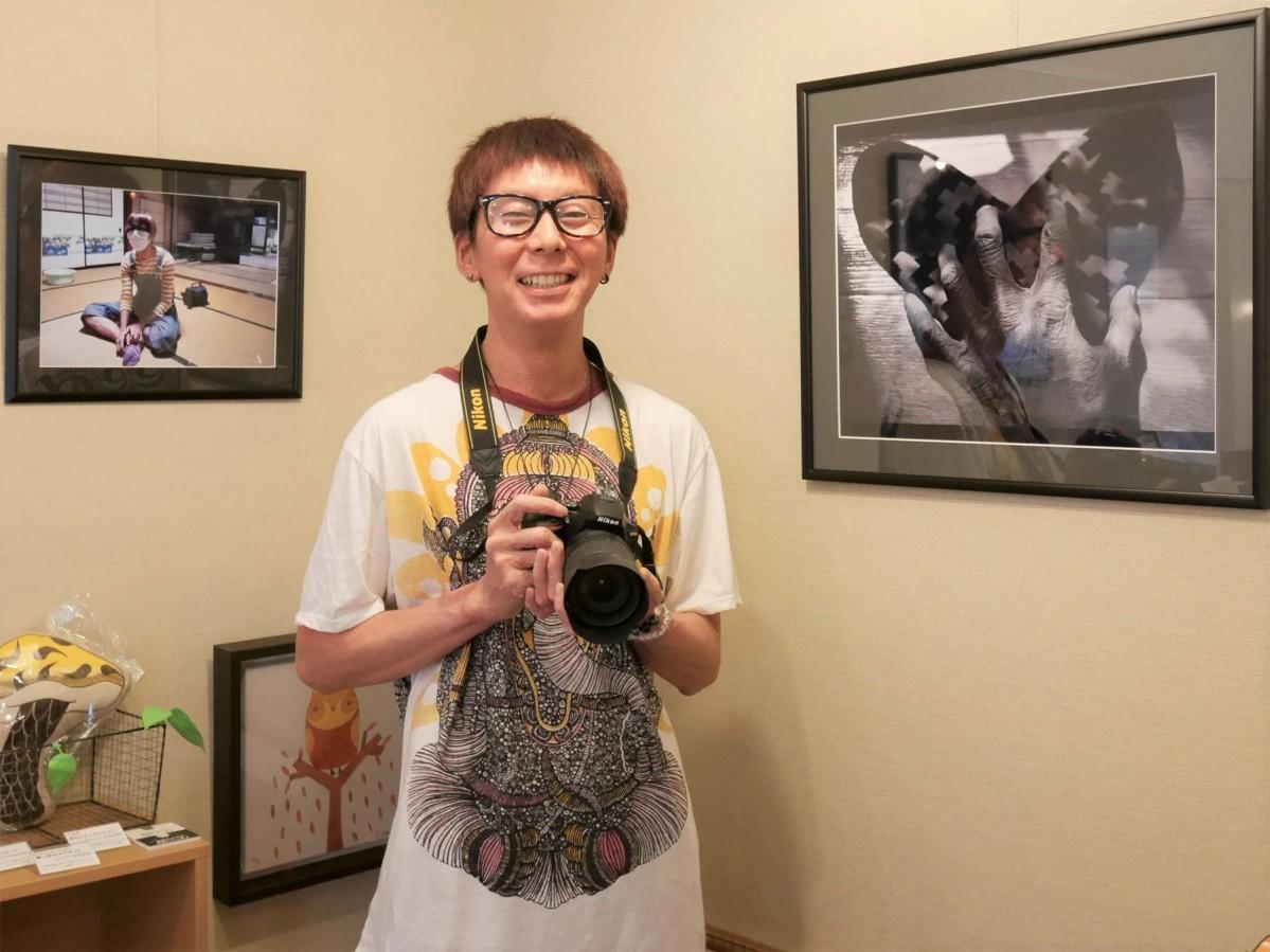 金沢で浦辺知恩さん初写真展