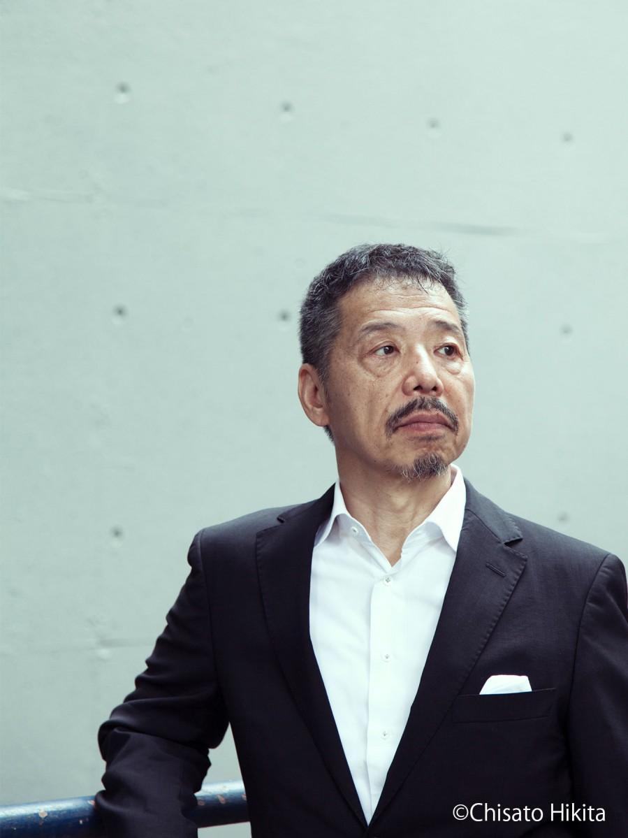 著者の秋元雄史さん©Chisato Hikita