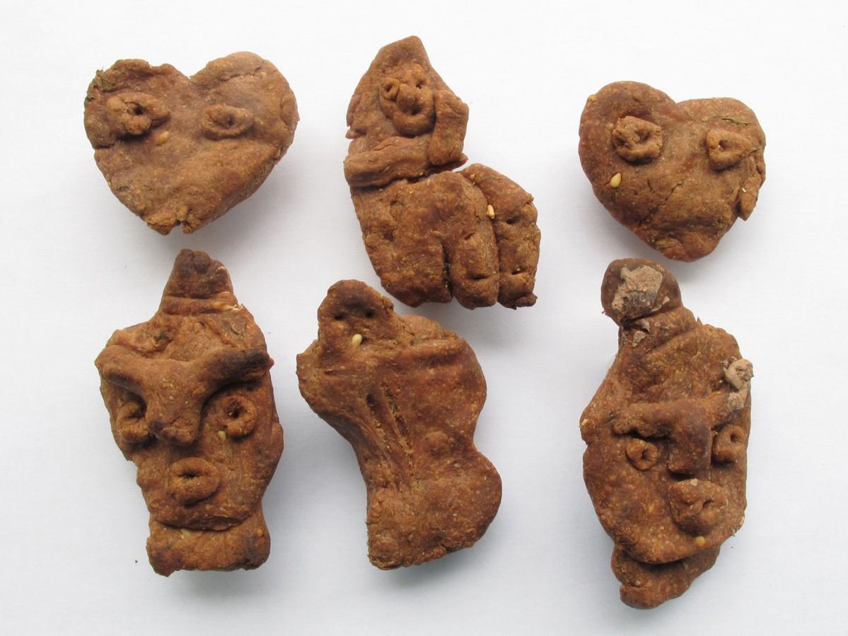 縄文クッキーのイメージ