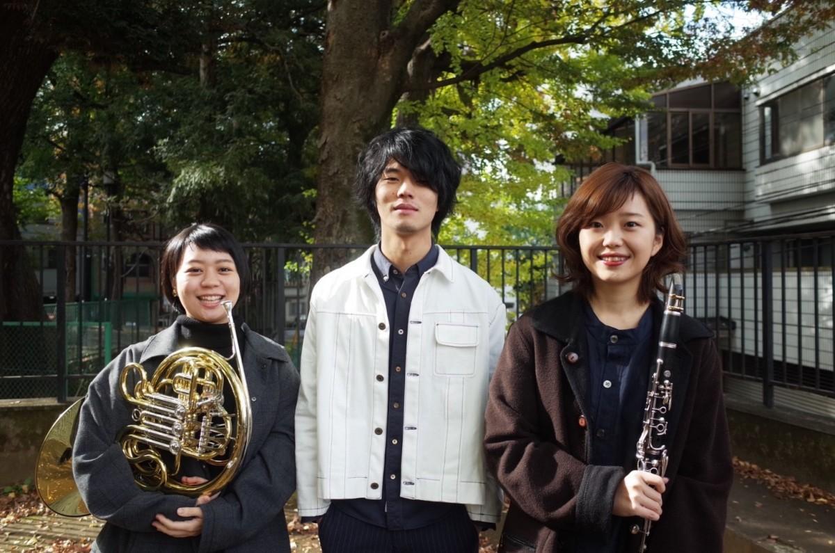 プロジェクトメンバーの川崎さん、角野さん、堀口さん
