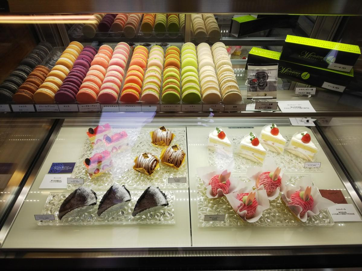 お菓子のセレクトショップをコンセプトに掲げる「je prends ca」