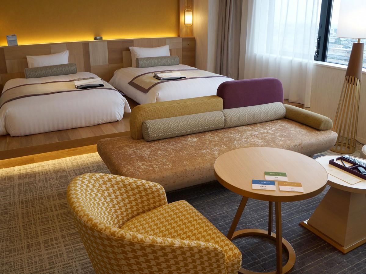 「ホテルインターゲート金沢」のジュニアスイートルーム