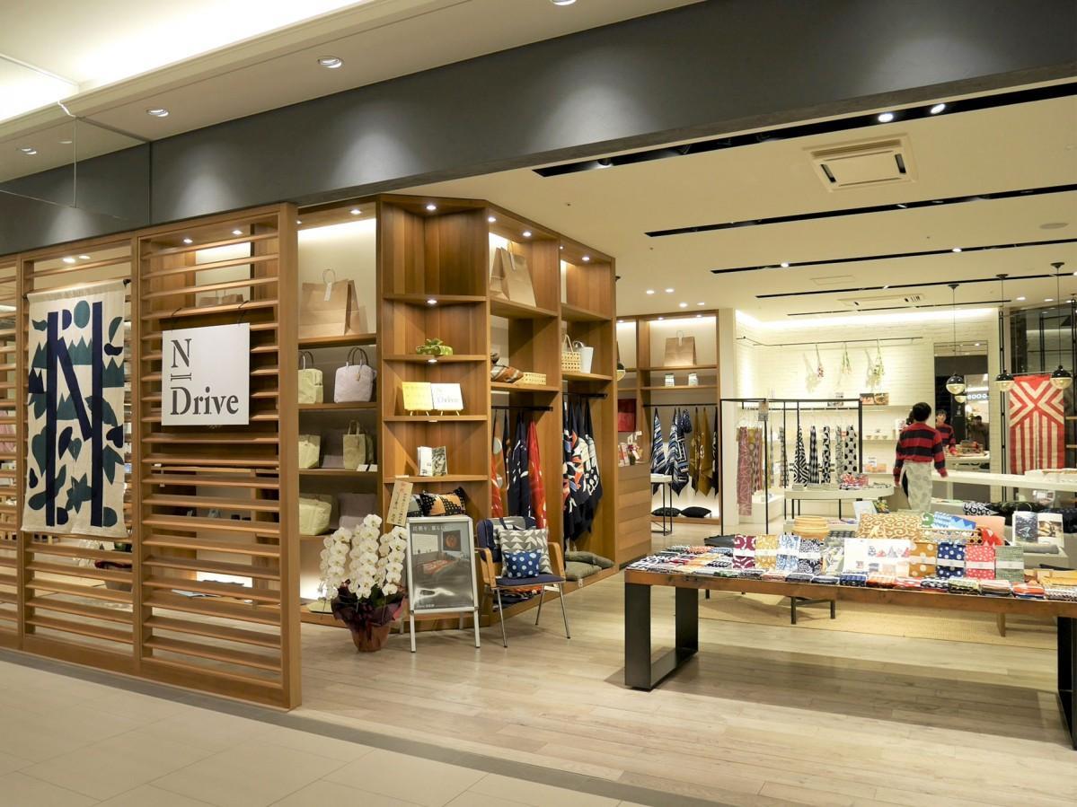 「N Drive金沢店」の様子