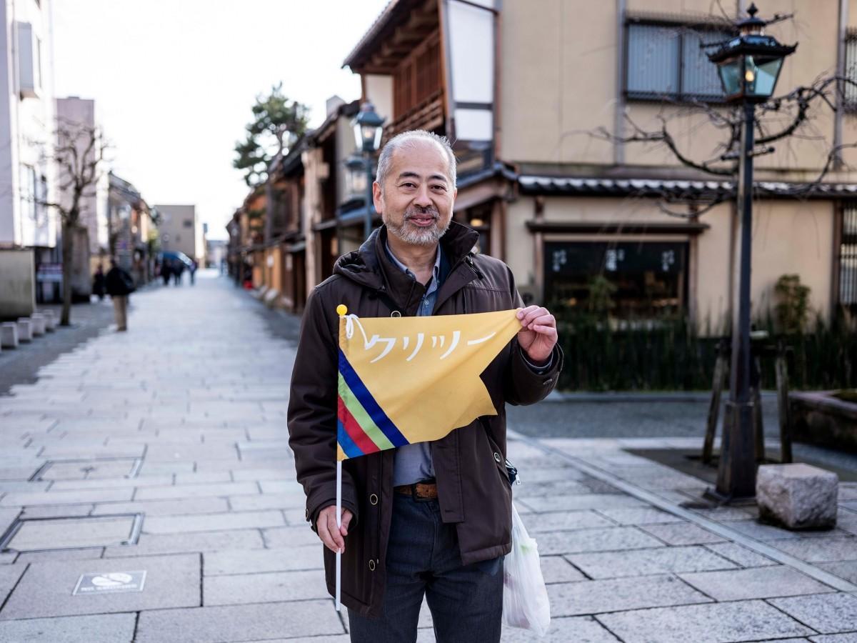 ガイドの音風景研究家・土田義郎さん